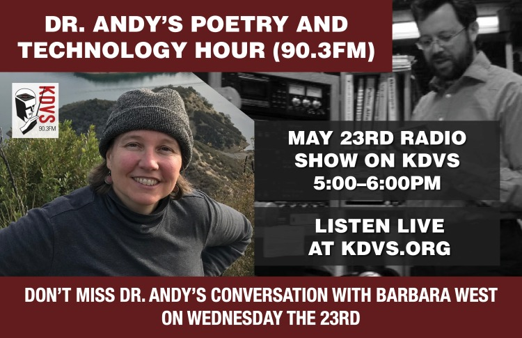 Radio Spot with Andy—May-18